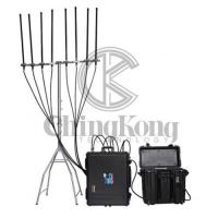 High Power 240W Prison Jammer System Jamming Distance Up To 200m