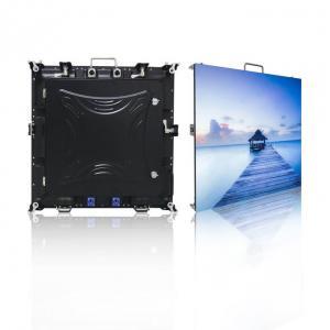 Professional Indoor Rental LED Display Low Failure Rate Energy Saving Dust Proof