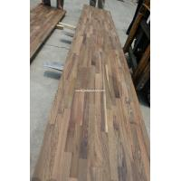 Quality Wenge solid wood finger jionted worktops countertops table tops butcher block tops kitchen tops Island tops for sale