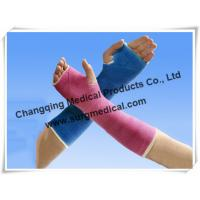 Buy cheap Fiberglass Casting Tape Plaster Bandage Cast And Splint Light weight from Wholesalers