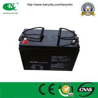 China UPS Battery 12V120ah Gel/Sealed VRLA Battery, Storage Battery, Rechargeable Battery, Mainenance Free on sale