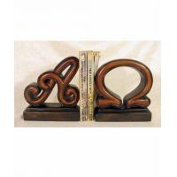 AZ Symbol Bookend (72005-003)-office Booekends