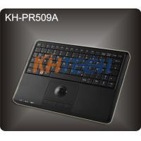 China Industrial keyboard trackball mouse on sale