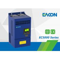 China 55 kw Variable Frequency Inverter / Variable Frequency Converter For Single Phase Motor on sale
