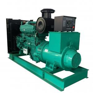 Buy cheap 400V 3 Phase Cummins Diesel Generator 280KW / 350KVA Electrical Generator Set from wholesalers