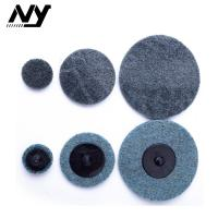 Buy cheap 2 Inch Fine / Coarse Sanding Discs Stainless Steel Polishing High Speed TR Type from Wholesalers