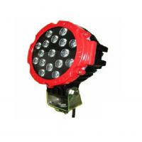 51W LED WORK LIGHT red  for  SUV JEEP