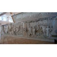 China Stone relief project for museum factory