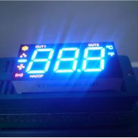 Buy cheap Multiplexing Common Cathode Seven Segment Display Three Digit Fast Heat from wholesalers