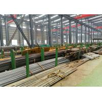 China Seamless Boiler Tube DIN17175 ST35.8 38 X 3.2 X 2000MM With Bevelled End Black Coating Surface factory