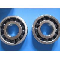 Buy cheap Hybrid Construction Ceramic Ball Bearings , GCr15, AISI440C, 316, 304 For Inner & Outer Ring from Wholesalers