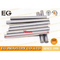 """Buy cheap 0.25"""" OD X 12"""" L Fine Extruded Graphite Rod , Low Ash Graphite Round Bar from Wholesalers"""