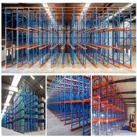 Quality Drive in/Drive through racking wholesale