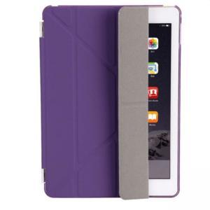 China absorption Flip 11 Fold 24.1*17.1cm Ipad Air 2 Smart Case factory