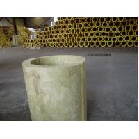 China oil pipeline glass wool insulation factory