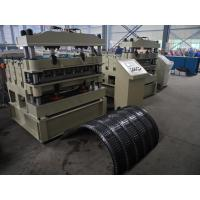 Buy cheap ISO Corrugated Sheet Roll Forming Machine 72mm Diameter of Shaft 2.2KW from Wholesalers