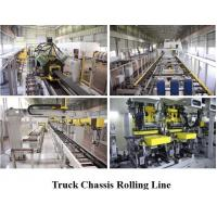 Quality Truck Assembly Line 7950×2200×2435 Overall Dimensions Motor Assembly Plant for sale