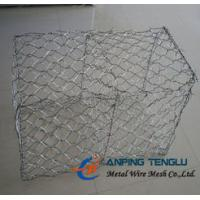 China Hot Dip Galvanized Hexagonal Gabions, High Tensile&Corrosion Resistance factory