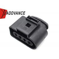 Buy cheap 4 Way FEP Automotive Connectors / Ignition Coil Connector 1J0973724 1J0 973 724 For AUDI VW from Wholesalers
