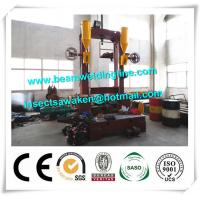 China Automated Assembling Straightening H Beam Welding Machine Low Noise factory