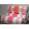 Buy cheap Custom Printed Poly Film & Sheeting, Custom Printed Poly Tubing, Custom Printed from wholesalers