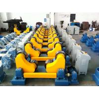 Buy cheap 10T / 20T Self Adjustment Tank Pipe Welding Rotator Control Cabinet Separately from wholesalers