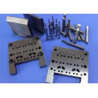 China Tungsten Carbide Punch Carbide Punch Needle For Precision Stamping Processing factory