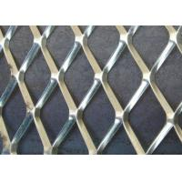 Buy cheap 10MM*20MM*1.3MM Expanded Metal Sheet Security Hot Dipped Galvanized from Wholesalers