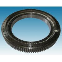 China Four Point Contact Slewing Ring Bearings Ball Slewing Bearing For Electricity Equipment on sale