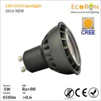 China epistar cob 5w 6w 7w gu10 led lights 100-240v led gu10 led spotlights cool white on sale