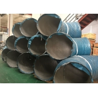 """China 8"""" SCH80 90 Degree Elbow BW B16.9 Black Painting factory"""