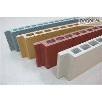 Buy cheap Natural Color Terracotta Panels Facade Cladding Materials With Low Maintenance from Wholesalers