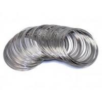 China 0.1mm 0.5mm Tungsten Rhenium Alloy W-Re Thermocouple Wire High Sensitivity factory