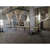 China High Negative Pressure DDGS Cooling And Conveying Ethanol Production Equipment/Machine Corn Raw Materials factory
