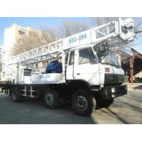 Buy cheap truck-mounted well drilling rig china supplier from Wholesalers