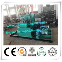 China Hydraulic Steel Plate Cone Roll Bending Machine , Hydraulic Press Brake Bending For Cone Plate on sale