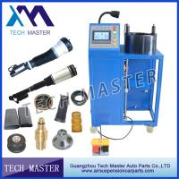 Buy cheap Car Air Suspension Hydraulic Hose Equipment / Air Spring Hose Pipe Making Machine from Wholesalers