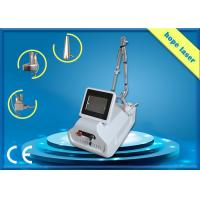 Buy cheap Acne Scar Removal Co2 Fractional Laser Machine 30W 10600 nm 75, 000 W / Cm² from Wholesalers