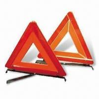China Warning Triangle Available in Various Sizes factory