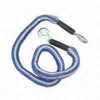 China Car Tow Rope with Length of 4m, Available in Different Sizes factory