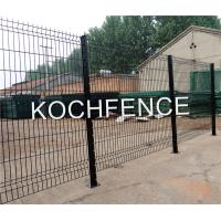 China Simple Structure 3D Fence Panel For Agricultural Sites Railway Eco Friendly on sale