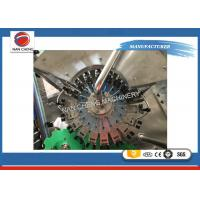 Buy cheap Carbonated Soft Drinking Glass Bottle Filling Machine Plastic Glass Can Bottle Washing Filling Capping Plant from Wholesalers