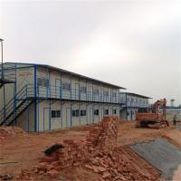 China K type pre made homes with eps sandwich panel and steel structure factory