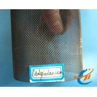 China Molybdenum Wire Mesh 6mesh to 400mesh, Plain and Twill, >2500℃ factory