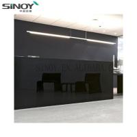 China Interior Deco Lacquered Painted Glass With Paint factory