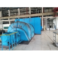 China Back Pressure 3000kw 2.35MPA Steam Turbine And Generator for electric  power plant factory