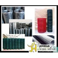 China PVC Coated Welded Wire Mesh (JH-007) factory