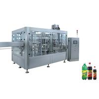 Buy cheap 125-300ml 8000 BPH Beverage Fillers Carbonated Beverage Filling Machine from wholesalers