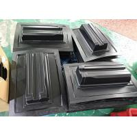 Buy cheap Vacuum forming custom color black white large thick ABS plastic sheet from Wholesalers