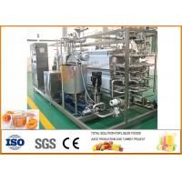 Buy cheap Complete Concentrated Apricot Paste Making Machine Processing Line from Wholesalers